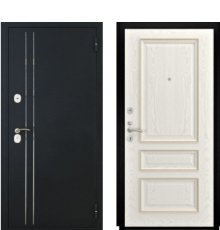 Дверь Luxor-37 Фемида-2 Дуб РАЛ-9010