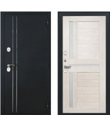 Дверь Luxor-37 СБ-5 Беленый дуб фото