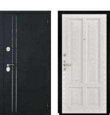Дверь Luxor-37 Титан-3 РАЛ-9010