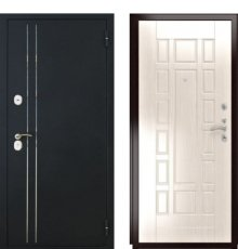 Дверь Luxor-37 ПВХ ФЛ-244 Беленый дуб фото
