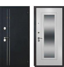 Дверь Luxor-37 ФЛЗ-120 ПВХ Ясень белый