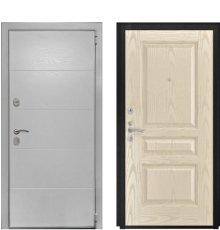 Дверь Luxor-35 Атлант-2 Ясень слоновая кость