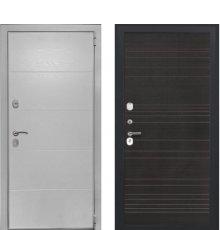 Дверь Luxor-35 ФЛ-643 Венге поперечный