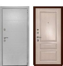 Дверь Luxor-35 Валентия-2 Беленый дуб