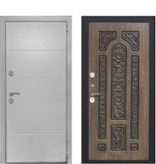 Дверь Luxor-35 Д-19 Грецкий орех