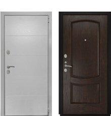 Дверь Luxor-35 Лаура-2 Мореный дуб
