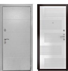 Дверь Luxor-35 ПВХ-185 Белая эмаль