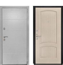 Дверь Luxor-35 Лаура беленый дуб
