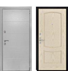 Дверь Luxor-35 Лаура-2 Дуб слоновая кость