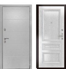 Дверь Luxor-35 Фараон-2 Дуб белая эмаль