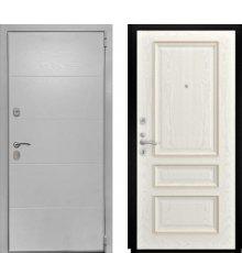 Дверь Luxor-35 Фемида-2 Дуб РАЛ-9010