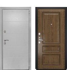 Дверь Luxor-35 Фемида-2 Светлый мореный дуб