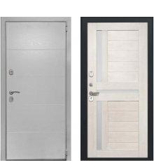 Дверь Luxor-35 СБ-5 Беленый дуб