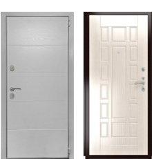 Дверь Luxor-35 ФЛ-244 Беленый дуб