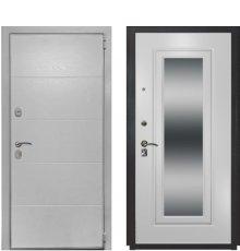 Дверь Luxor-35 ФЛЗ-120 ПВХ Ясень белый