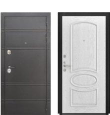 Дверь Luxor-25 Грация Дуб белая эмаль
