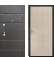 Дверь Luxor-25 Прямая беленый дуб