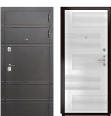 Дверь Luxor-25 ПВХ-185 Эмаль  белая