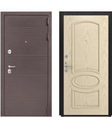 Дверь Luxor-27 Грация дуб слоновая кость