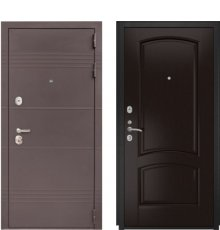 Дверь Luxor-27 Лаура Венге
