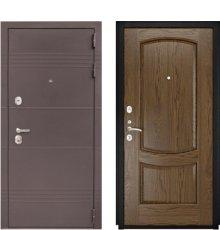 Дверь Luxor-27 Лаура-2 Светлый мореный дуб