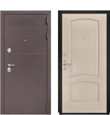Дверь Luxor-27 Лаура беленый дуб