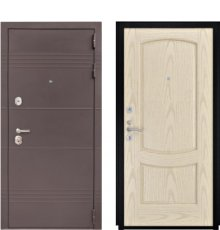 Дверь Luxor-27 Лаура-2 Слоновая кость