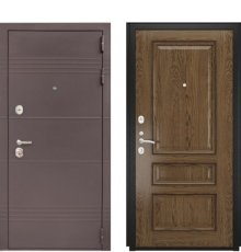 Дверь Luxor-27 Фемида-2 Светлый мореный дуб