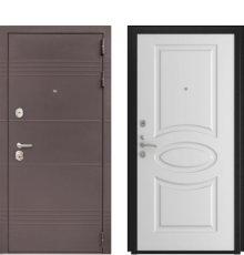 Дверь Luxor-27 Л-1 Эмаль белая