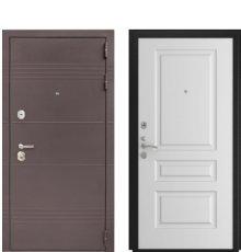 Дверь Luxor-27 Л-2 Белая эмаль