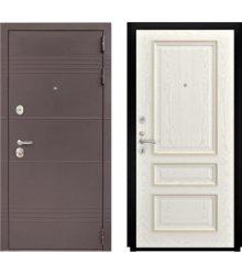 Дверь Luxor-27 Фемида дуб РАЛ-9010