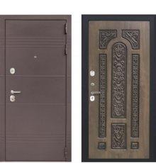 Дверь Luxor-27 Д-19 Грецкий орех