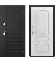 Дверь Luxor-36 Грация дуб белая эмаль