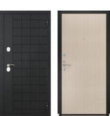 Дверь Luxor-36 Прямая Беленый дуб