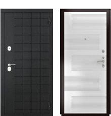Дверь Luxor-36 ПВХ-185 Белая эмаль