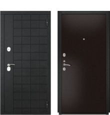 Дверь Luxor-36 Прямая Венге
