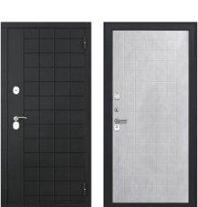 Дверь Luxor-36 ФЛ-256 Бетон  снежный
