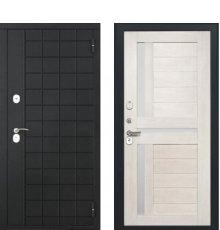 Дверь Luxor-36 СБ-5 Беленый дуб