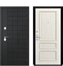Дверь Luxor-36 Фемида-2 Дуб РАЛ-9010