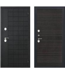 Дверь Luxor-36 ФЛ-643 Венге поперечный