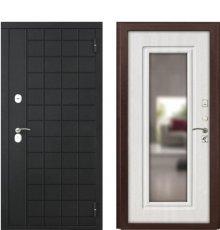 Дверь Luxor-36 ФЛЗ-120 ПВХ белый ясень