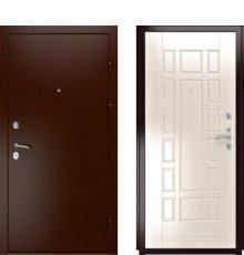 Дверь Luxor-3А ПВХ ФЛ-244 Беленый дуб