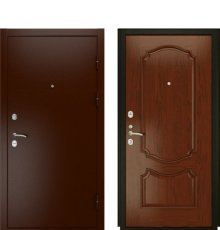Дверь Luxor-3А Венеция дуб сандал