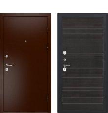 Дверь Luxor-3А ФЛ-643 Венге поперечный