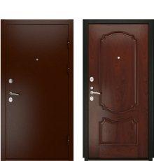 Дверь Luxor-3А Венеция Красное дерево