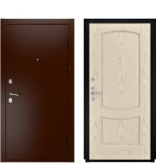 Дверь Luxor-3А Лаура-2 Дуб слоновая кость