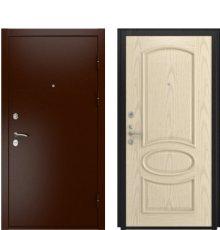 Дверь Luxor-3А Грация дуб слоновая кость