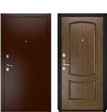 Дверь Luxor-3А Лаура-2 Светлый Мореный дуб