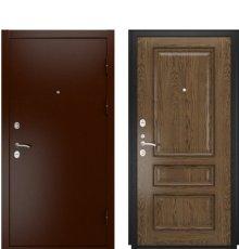 Дверь Luxor-3А Фемида-2 Светлый мореный дуб