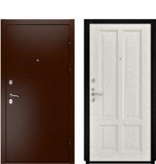 Дверь Luxor-3А Титан-3 РАЛ-9010